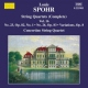Spohr, L. String Quartets Vol.16