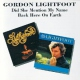 Lightfoot, Gordon CD Back On Earth/Did She