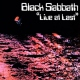 Black Sabbath CD Live At Last