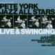 York, Pete -jazz Allstars Live & Swinging
