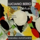 Berio, Luciano / Bruno Made Chamber Music