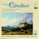 Cartellieri, A.c. Concertos For Clarinet &