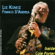 Konitz, Lee / Franco D´andr Inside Cole Porter