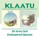 Klaatu Sir Army Suit/Endangered
