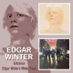 Winter, Edgar Entrance/White Trash