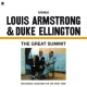 Armstrong, Louis & Duke E Great Summit [LP]