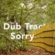 Dub Tractor Sorry [LP]