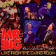 Mr. Big CD Live From The Living Room
