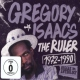 Isaacs, Gregory Ruler 1972-1990 -Cd+Dvd-
