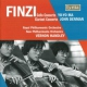 Finzi, G. Concerto For Clarinet