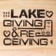 Lake Giving and Receiving [LP]