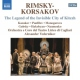 Rimsky-korsakov, N.a. CD Invisible City Of Kitezh