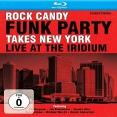 Takes New - Live At The Iridium -cd+blry-