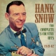 Snow, Hank Complete Us Country..