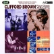 Brown, Clifford Four Classic Albums