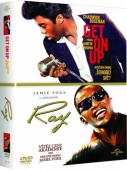 dvd obaly 2 DVD Get on Up - P��b�h Jamese Browna / Ray