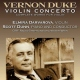 Duke, V. CD Violin Concerto