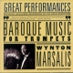 Marsalis, Wynton Baroque Music For Trumpet