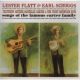 Flatt & Scruggs Songs of Famous Carter...