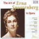 Spoorenberg, Erna Art of-In Opera