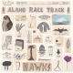 Alamo Race Track Hawks -Lp+Cd- [LP]