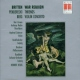 Britten  /  Penderecki  /  Berg CD War Requiem-Threnos-Violi