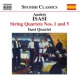 Isasi, A. String Quartets No.1 & 5