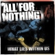 All For Nothing What Lies Within Us