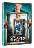 dvd obaly Big Eyes