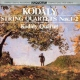 Kodaly, Zoltan String Quartets No.1&2