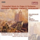 Gounod  /  Dubois  /  Gigout  /  Guil CD Triumphal Music For Organ