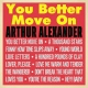 Alexander, Arthur You Better Move On -Hq- [LP]