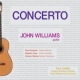 Williams, John Concerto