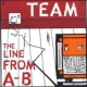 Team Line From A-B