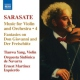 Sarasate, P. Music For Violin