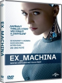 dvd obaly Ex Machina