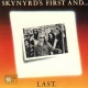 Lynyrd Skynyrd First And Last
