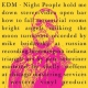Edm Night People [LP]