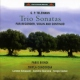 Telemann, G.p. Trio Sonatas For Recorder