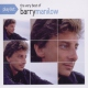 Manilow, Barry Playlist:Very Best of