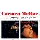 Mcrae, Carmen Take Five + Live At..