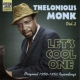 Monk, Thelonious Vol.2 Let´s Cool One