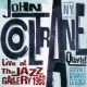 Coltrane, John -quartet- Live At the Jazz..