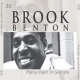 Benton, Brook Rainy Night In -Double Pl
