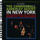 Adderley, Cannonball In New York