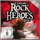 V / A Classic Rock Heroes +Dvd