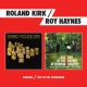 Kirk, Roland & Roy Haynes Domino + Out of the..