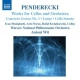 Penderecki, K. Works For Cello & Orchest