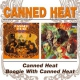 Canned Heat Canned Heat/Boogie With..