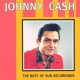 Cash, Johnny Best of the Sun Years
